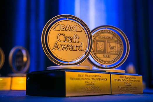 BAC Craft Award